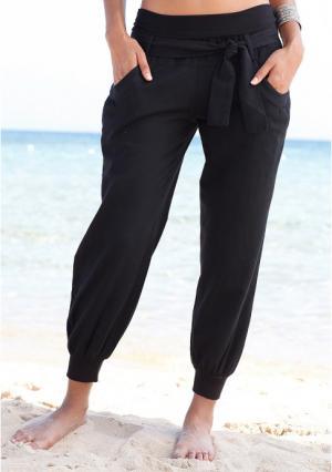Пляжные брюки Buffalo London. Цвет: серо-коричневый