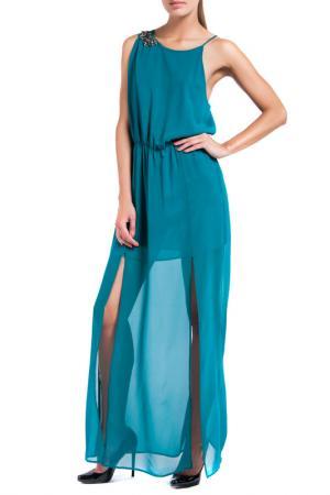 Платье Tom Farr. Цвет: изумрудный