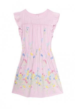Платье Gap. Цвет: фиолетовый