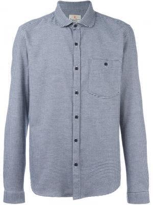Errol shirt Barbour. Цвет: синий