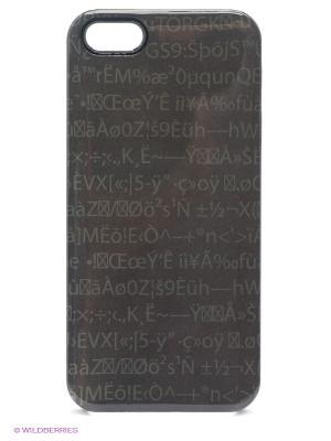 Чехол для iPhone 5/5s Random Kawaii Factory. Цвет: черный