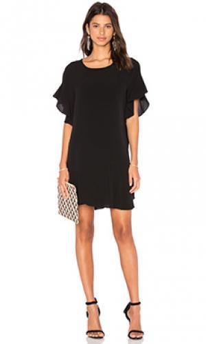 Платье elie SAM&LAVI. Цвет: черный