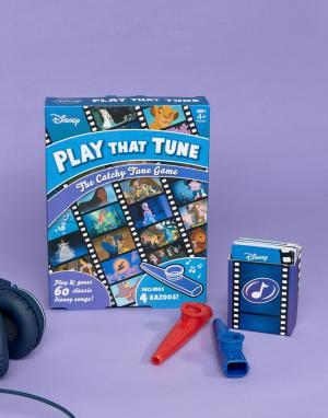 Disney Игра Play That Tune. Цвет: мульти