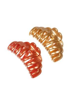 Краб (Комплект - 2 шт.) Migura. Цвет: коричневый, оранжевый
