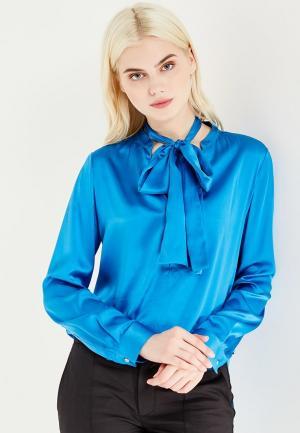 Блуза Delicate Love. Цвет: синий