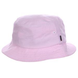 Панама  Oxford Bucket Pink Huf. Цвет: розовый