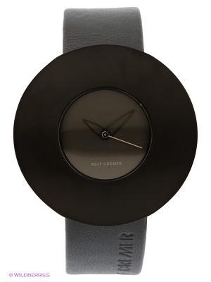 Часы Rolf Cremer. Цвет: темно-серый, черный