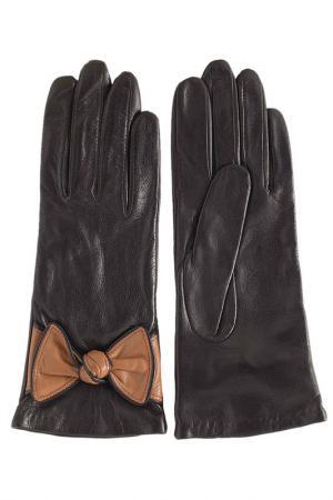 Перчатки GLOVE STORY. Цвет: коричневый