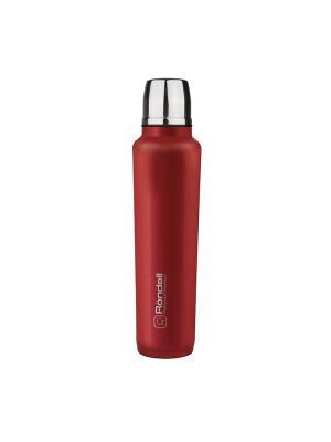 Термос Rondell Fiero 910-RDS, 1,0 л. Цвет: красный