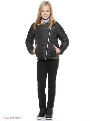 Куртка GARCIA. Цвет: темно-серый