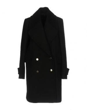 Пальто TARA JARMON. Цвет: черный
