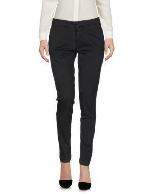 Повседневные брюки TAKUTEA. Цвет: черный