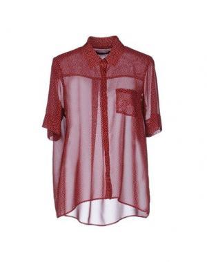Pубашка FABRIZIO LENZI. Цвет: красный