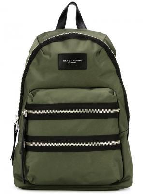 Рюкзак Biker Marc Jacobs. Цвет: зелёный