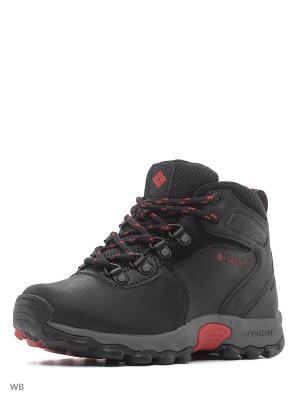 Ботинки Columbia. Цвет: черный