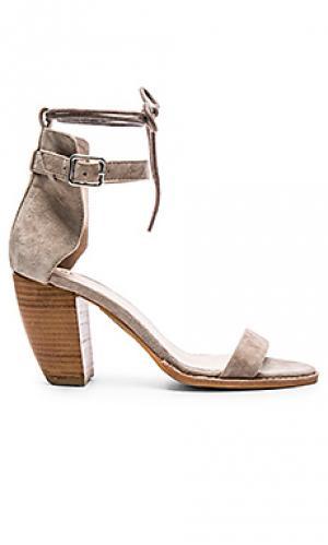 Туфли на каблуке tally ii Sol Sana. Цвет: серый