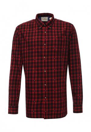 Рубашка Scotch&Soda. Цвет: красный
