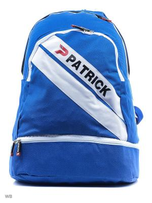 Рюкзак Backpack Patrick. Цвет: голубой