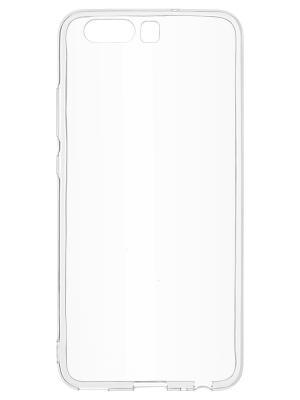 Накладка skinBOX slim silicone для Huawei P10. Цвет: прозрачный