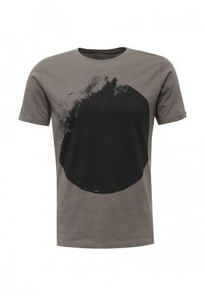 Футболка Staff Jeans & Co.. Цвет: серый