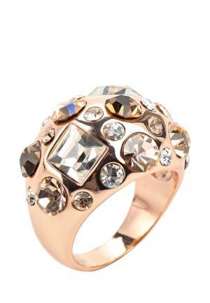 Кольцо Taya. Цвет: золотой