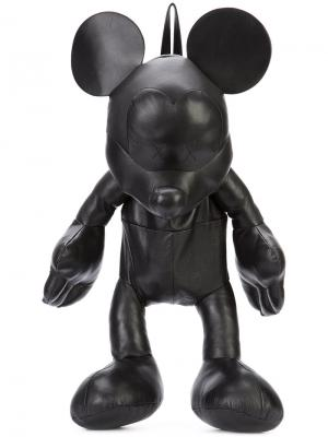Рюкзак  x Disney Mickey Mouse Christopher Raeburn. Цвет: чёрный