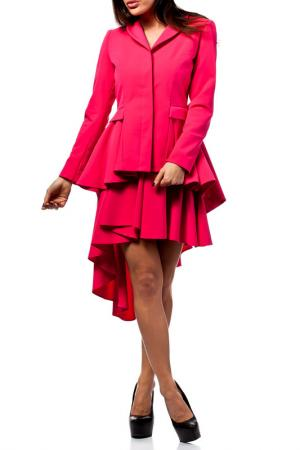 Жакет Moe. Цвет: розовый