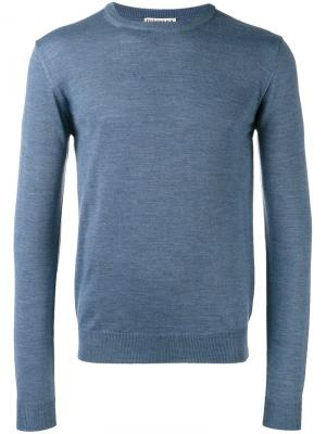 Пуловер Stanislas Éditions M.R. Цвет: синий