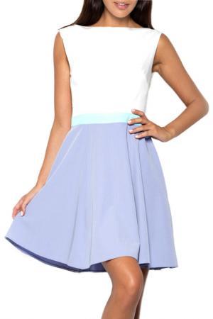 Платье KATRUS. Цвет: violet