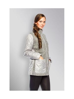 Куртка Sirenia. Цвет: серый