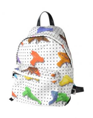 Рюкзаки и сумки на пояс JEREMY SCOTT. Цвет: белый