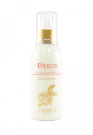 Сливки для снятия макияжа Deora Cosmetics. Цвет: белый