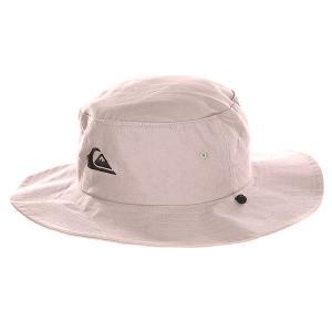 Панама  Bushmaster Hats Highrise Quiksilver. Цвет: серый