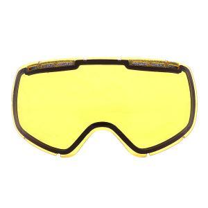 Линза для маски  Lens Feenom Nls Yellow Von Zipper. Цвет: желтый