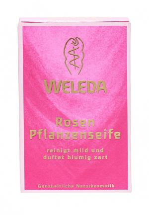 Мыло Weleda