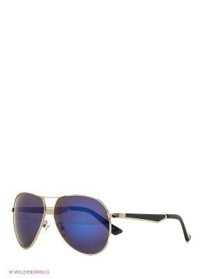 Солнцезащитные очки Vittorio Richi. Цвет: сиреневый