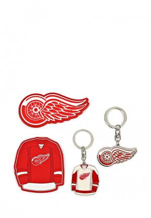 Набор сувенирный Atributika & Club™. Цвет: красный