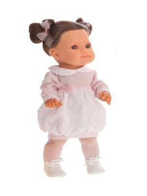 Кукла Андреа, 38см. Antonio Juan. Цвет: бледно-розовый