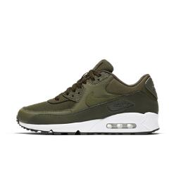 Мужские кроссовки  Air Max 90 Essential Nike. Цвет: оливковый