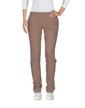 Повседневные брюки ALVIERO MARTINI 1a CLASSE EASYWEAR. Цвет: светло-коричневый