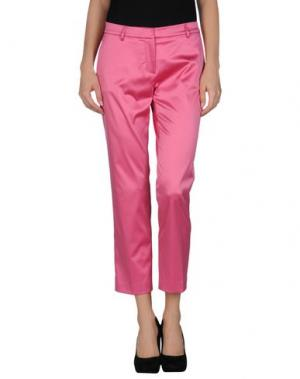 Повседневные брюки TRĒS CHIC S.A.R.T.O.R.I.A.L. Цвет: светло-фиолетовый