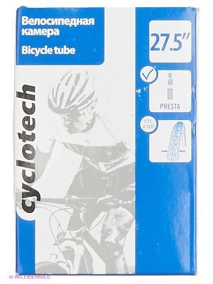 Камера велосипедная Cyclotech. Цвет: черный