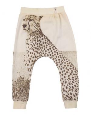 Повседневные брюки POPUPSHOP. Цвет: слоновая кость