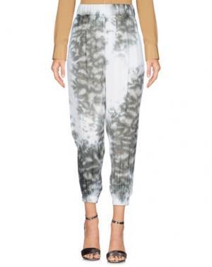 Повседневные брюки ENZA COSTA. Цвет: белый