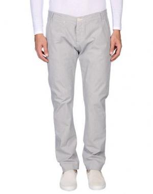 Повседневные брюки 2W2M. Цвет: лазурный