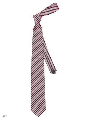 Галстук MACAR. Цвет: розовый