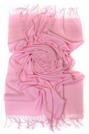 Палантин Frantelli. Цвет: розовый