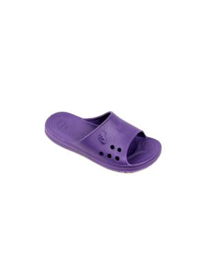 Шлепанцы FROG. Цвет: темно-фиолетовый