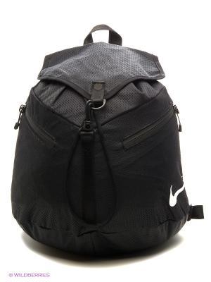 Рюкзак NIKE AZEDA BACKPACK. Цвет: черный, белый