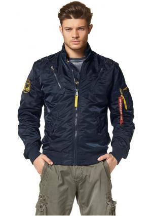 Куртка Falcon II ALPHA. Цвет: синий